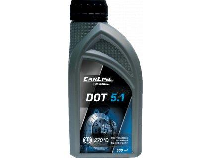 Brzdová kapalina DOT 5.1