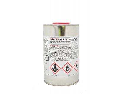 Benzínový technický čistič