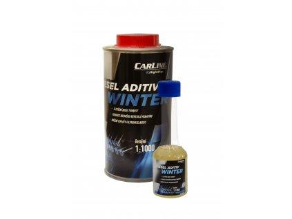 carline diesel aditiv winter nova receptura foto