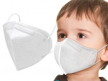 dětský respiráto ffp2 arouska