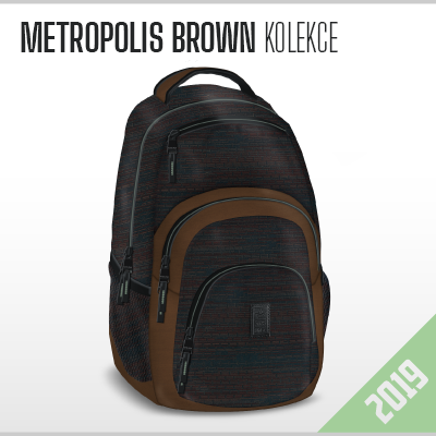 ars-una-metropolis-brown-backpack