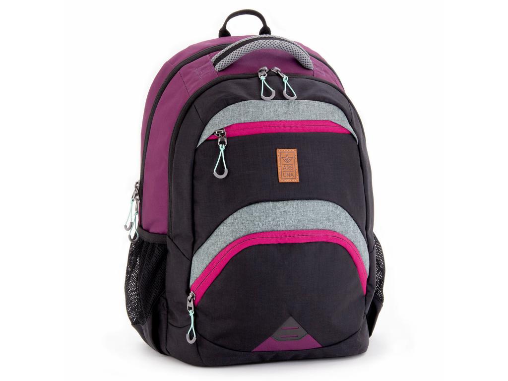 3833 ergonomicky skolni batoh ars una 13