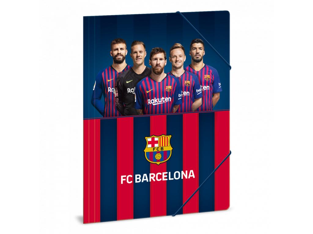 3941 slozka na sesity fc barcelona hraci 19 a4