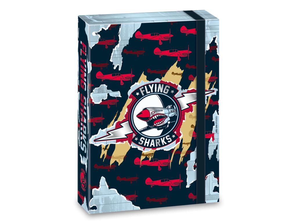 4331 box na sesity flying sharks a4
