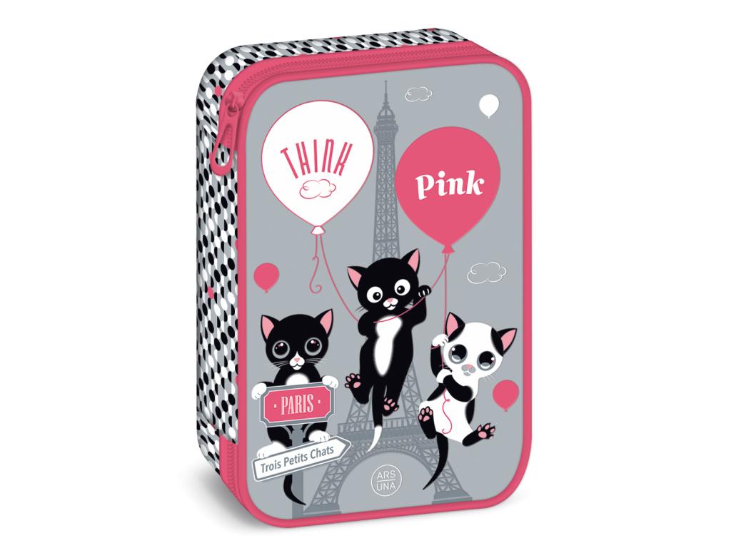 Školní penál Think Pink 20