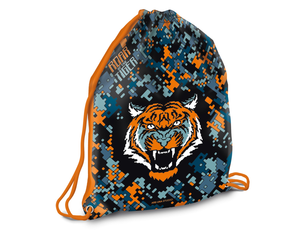 Ars Una Sáček na přezůvky Roar of the Tiger