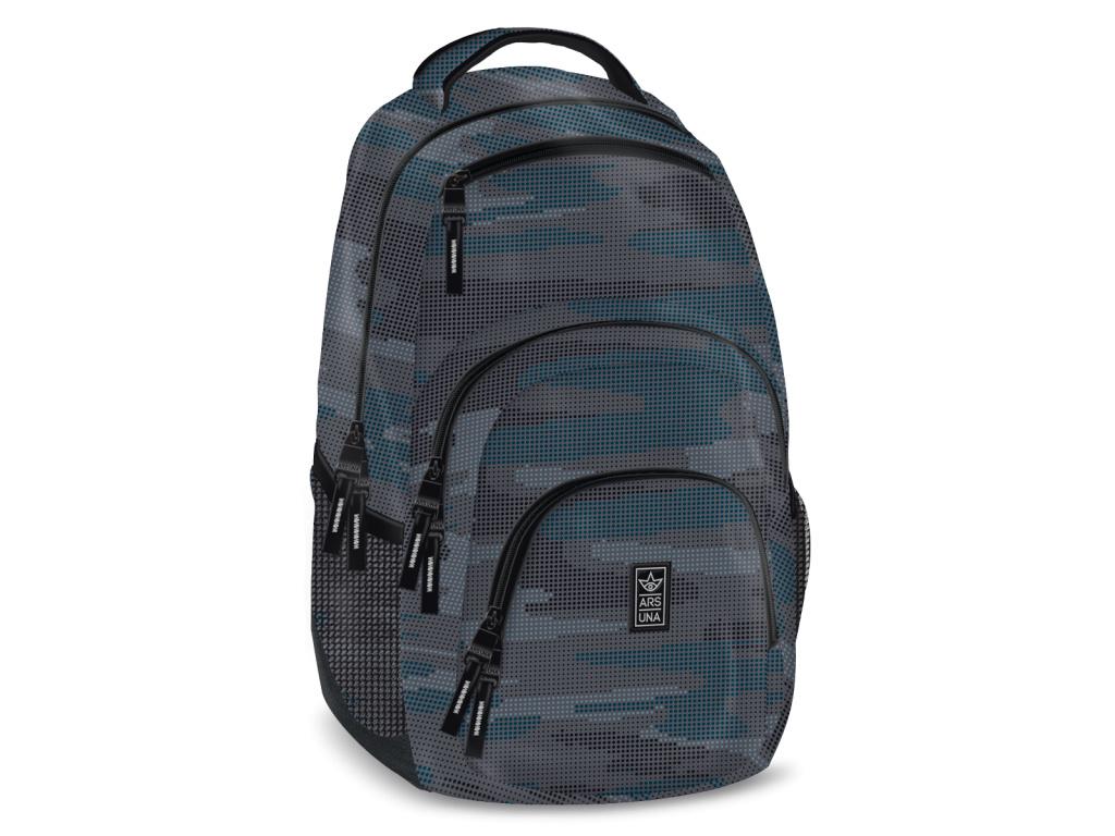 Studentský batoh Military AU2