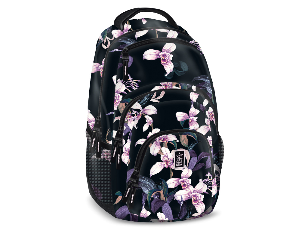 Studentský batoh  Orchideje AU2