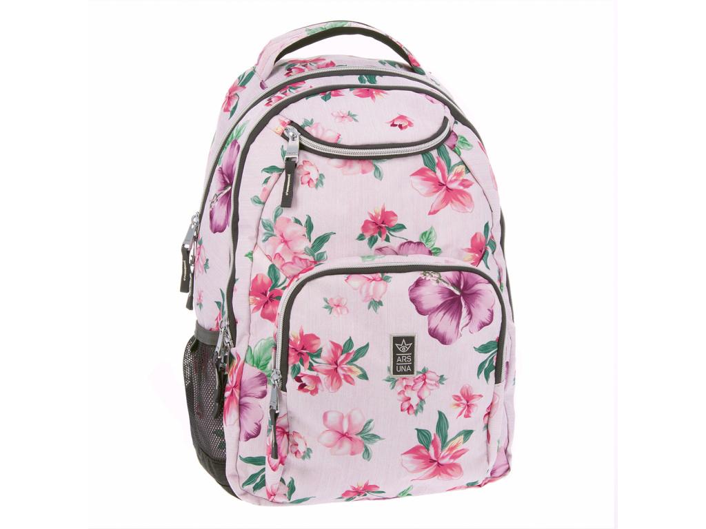 Studentský batoh  Flowers AU6