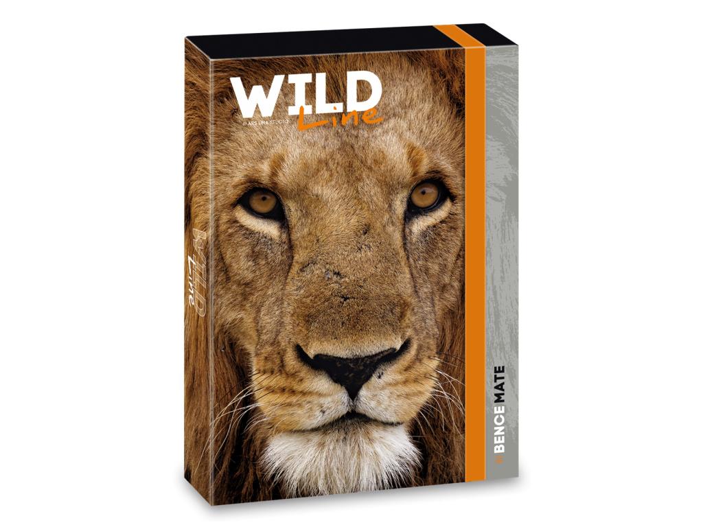 Box na sešity Wildline A4