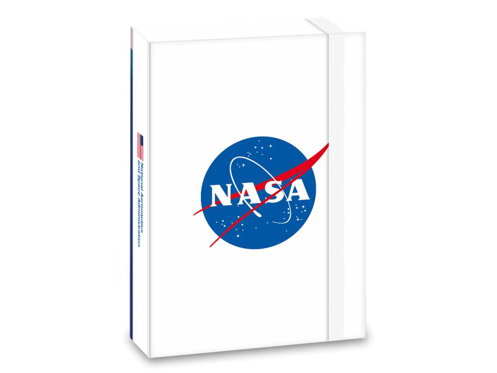 Box na sešity NASA A4