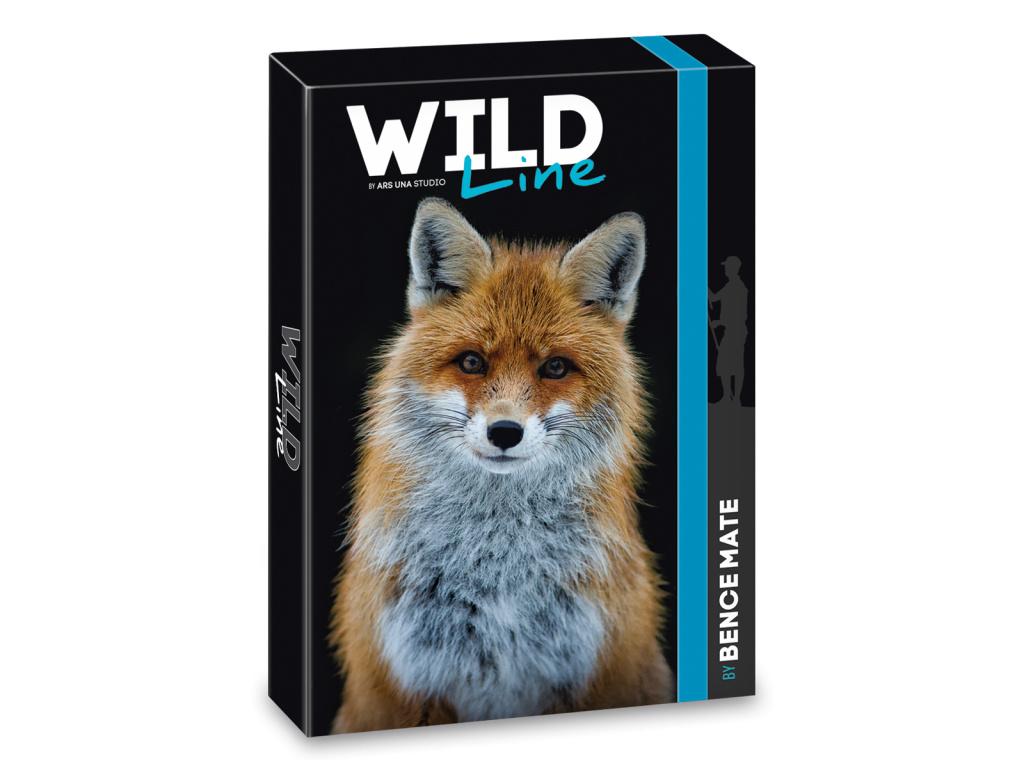 Box na sešity Wildline A5