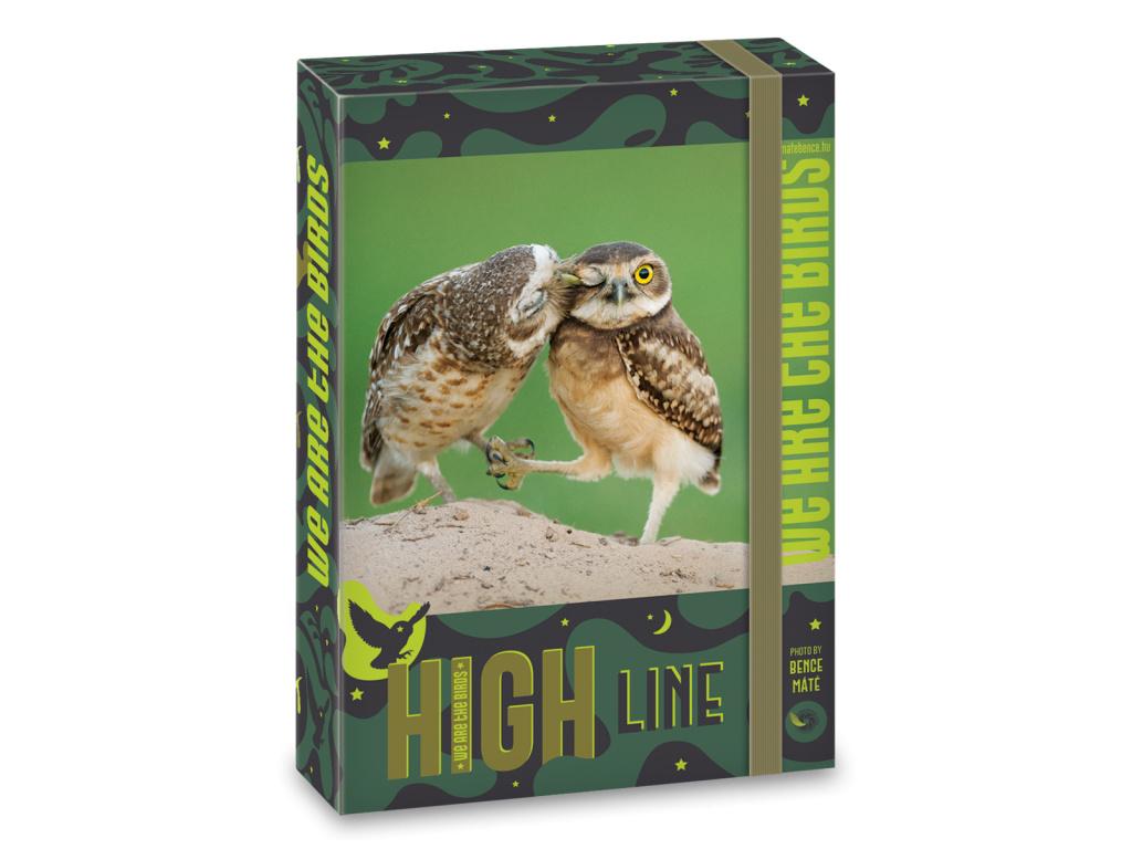 Box na sešity Highline A5