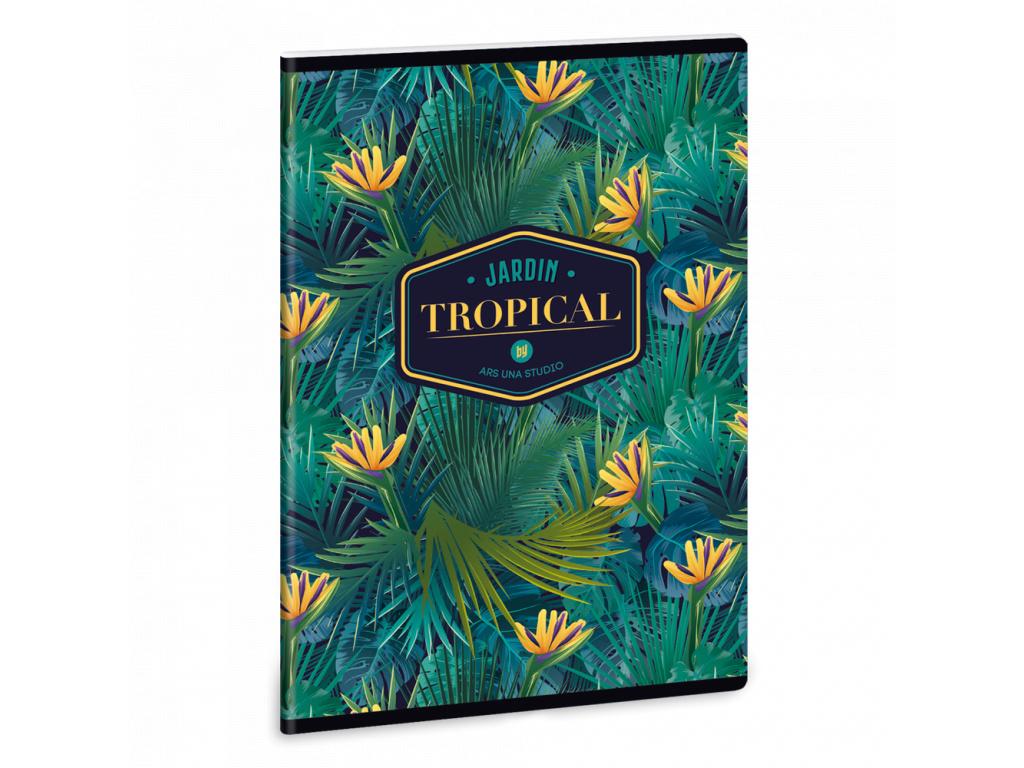 Sešit Tropical Florida A5 linkovaný