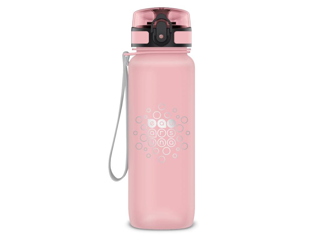 Láhev matná 800 ml růžová