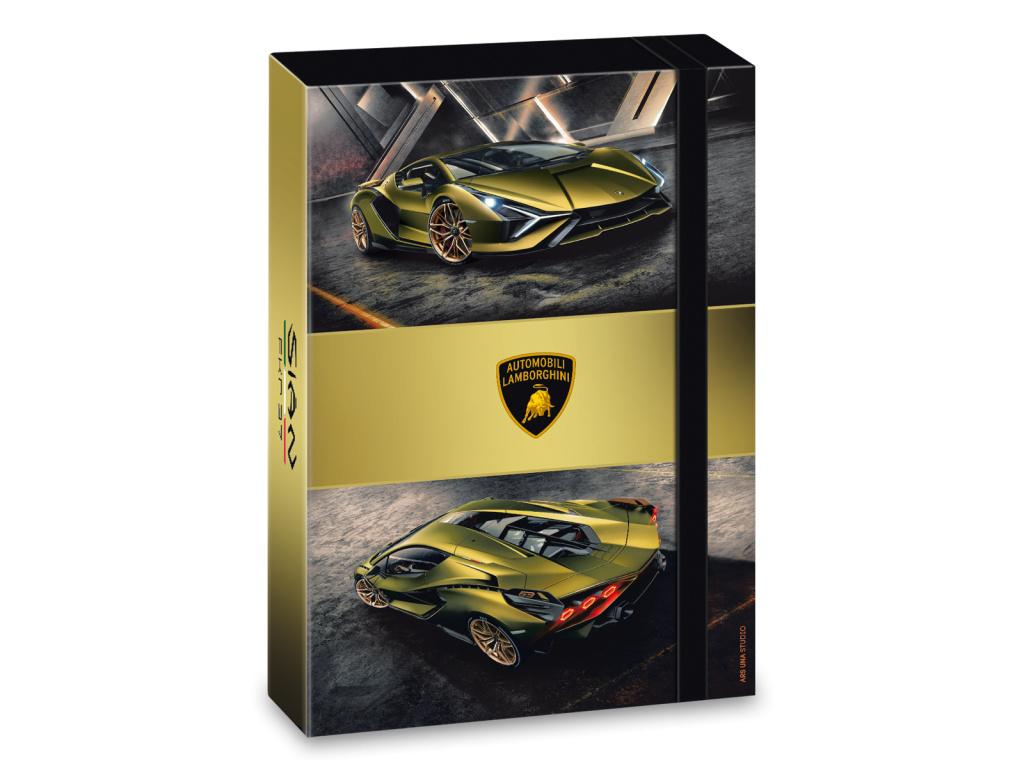 5150 box na sesity lamborghini gold a4