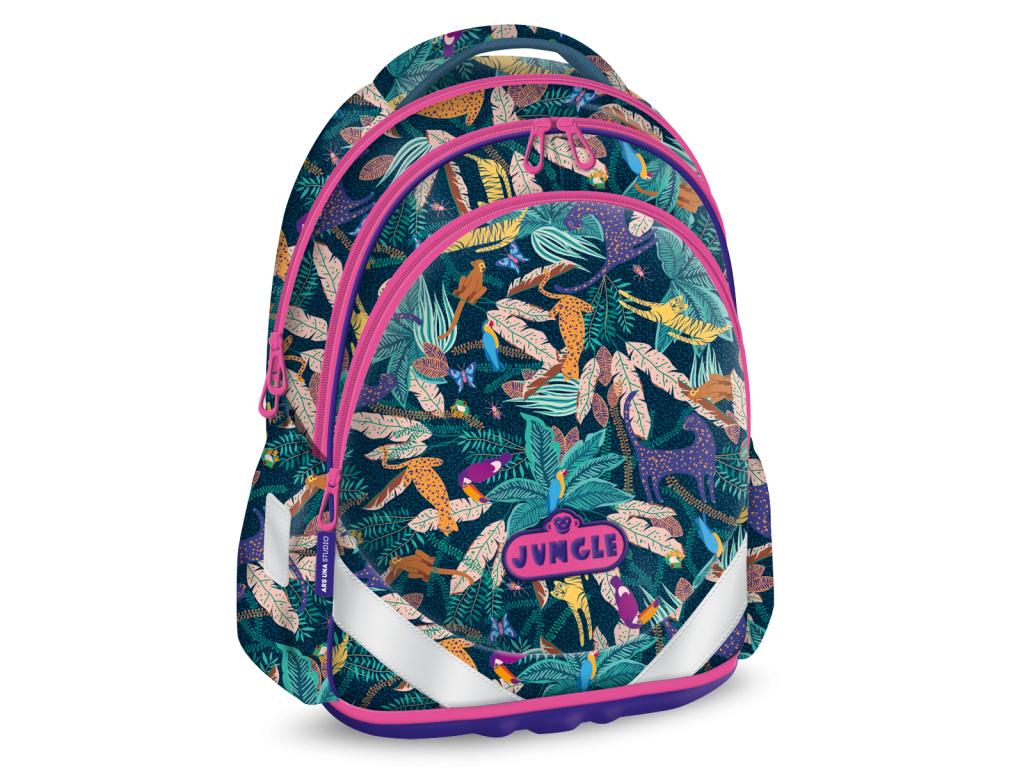 5234 skolni batoh jungle