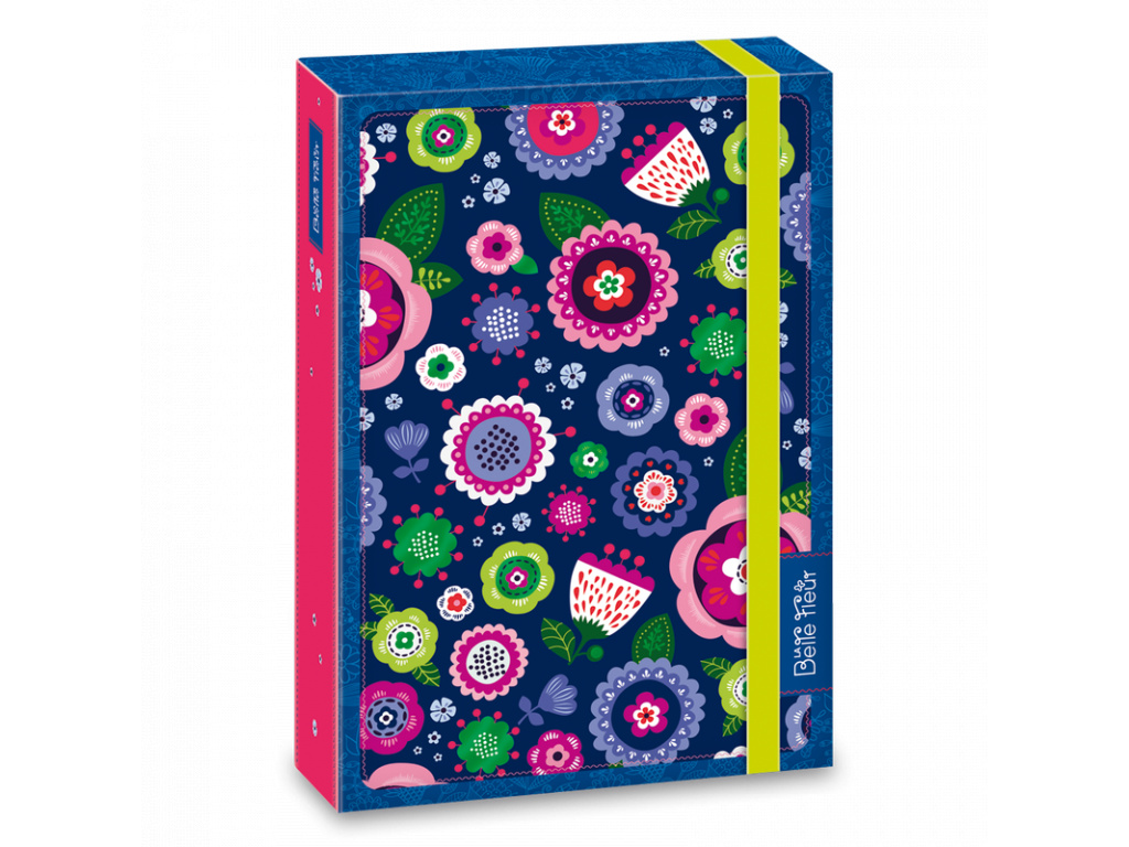 1246 ars una box na sesity la belle fleur a5