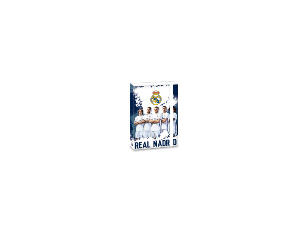 1449 box na sesity real madrid a4 hraci