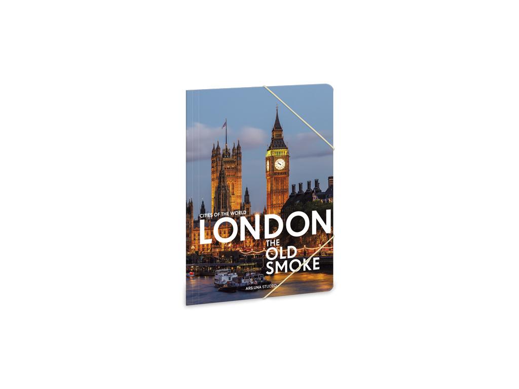 2565 ars una slozka na sesity londyn a4