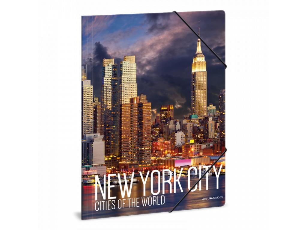 2562 ars una slozka na sesity new york a4