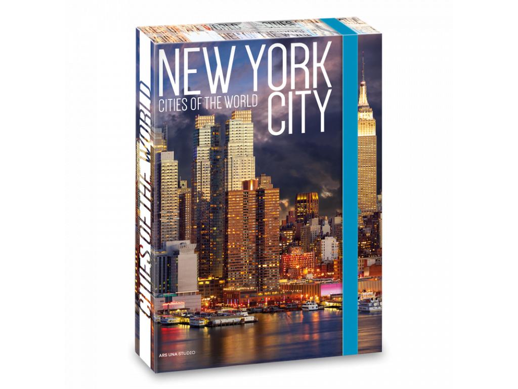 2966 box na sesity new york a4 night
