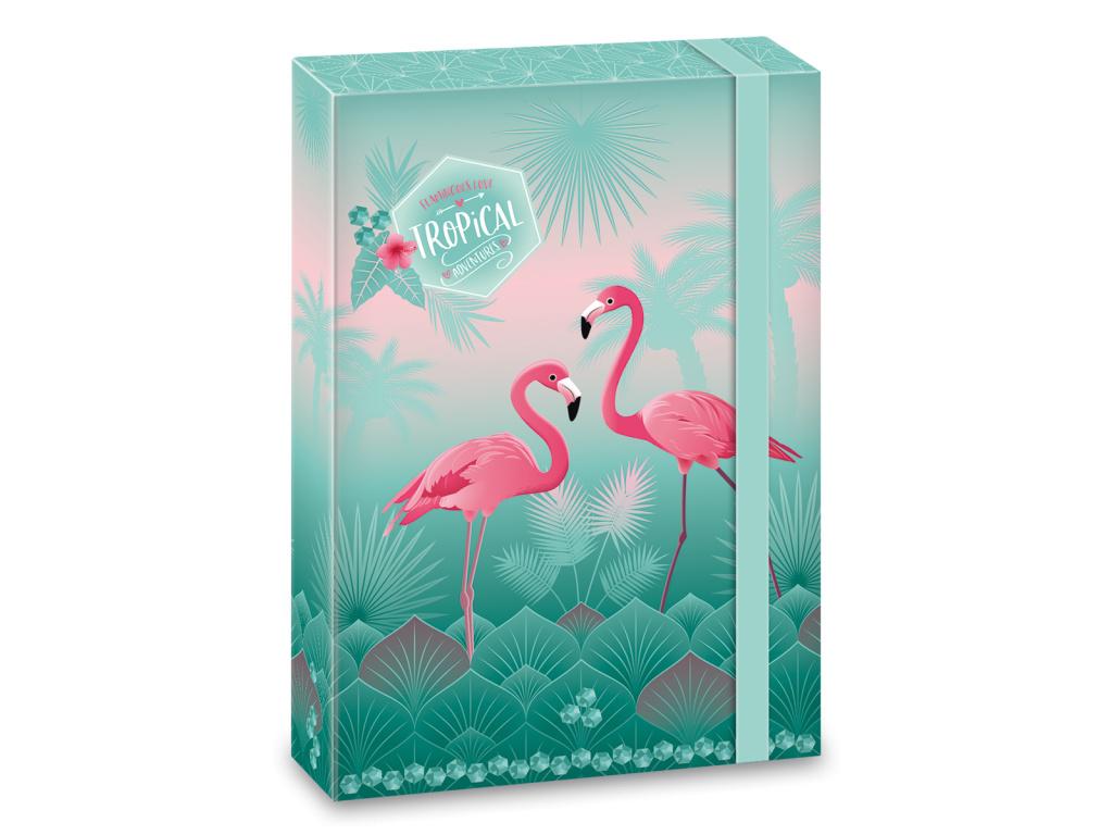 3344 ars una box na sesity pink flamingo a4