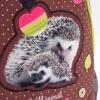 82 7 ars una skolni batoh hedgehog