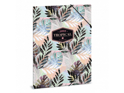 3758 ars una slozka na sesity tropical leaf a4