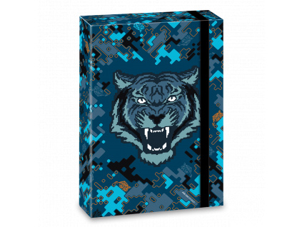 4334 box na sesity roar of the tiger a4