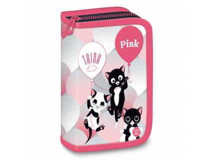 Penál Think Pink 20 plněný
