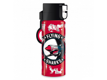 Láhev na pití Flying Sharks 475 ml