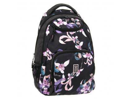 Studentský batoh  Orchideje AU6