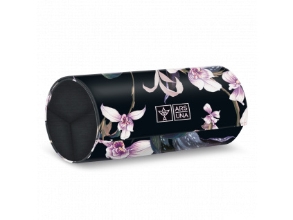Školní penál Orchideje rolovací