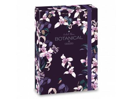 Box na sešity Orchideje A5