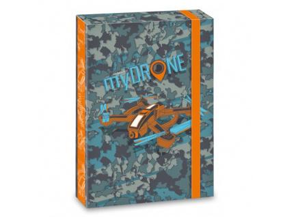Box na sešity My Drone A4