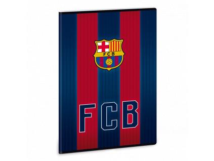 Sešit FC Barcelona stripes 20 A4 linkovaný