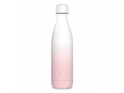 Ars Una Termoláhev Gradient pink 500 ml