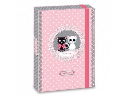1106 ars una box na sesity think pink cats a4
