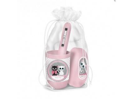 1123 ars una hygienicky set think pink