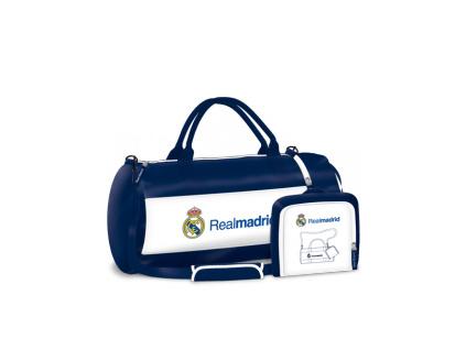 Sportovní taška Real Madrid rozkládací