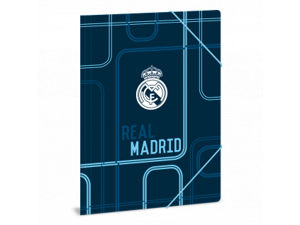 1812 slozka na sesity real madrid blue a4