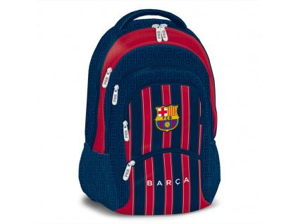 2091 skolni batoh fc barcelona stripe 5k