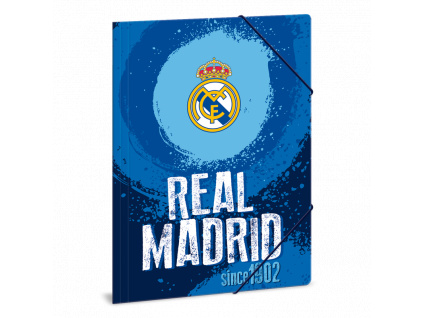 2544 ars una slozka na sesity real madrid 18 a4