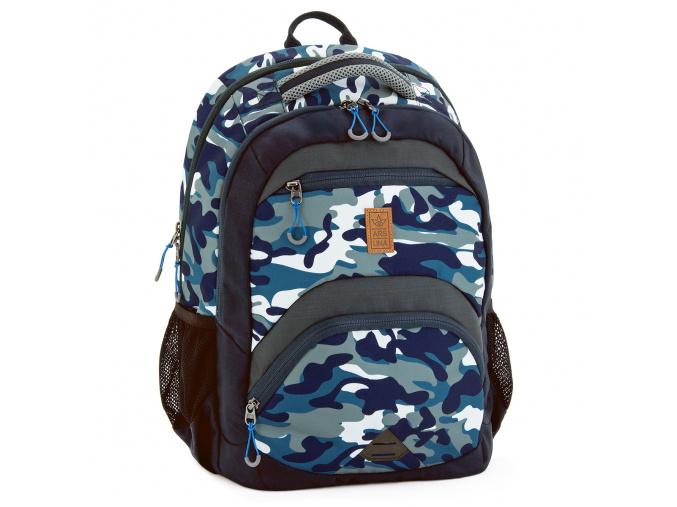 3842 ergonomicky skolni batoh ars una 18