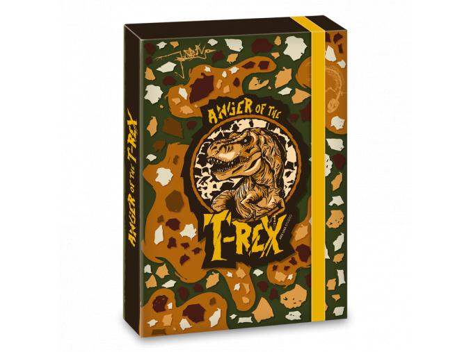 Ars Una Box na sešity T-Rex A4