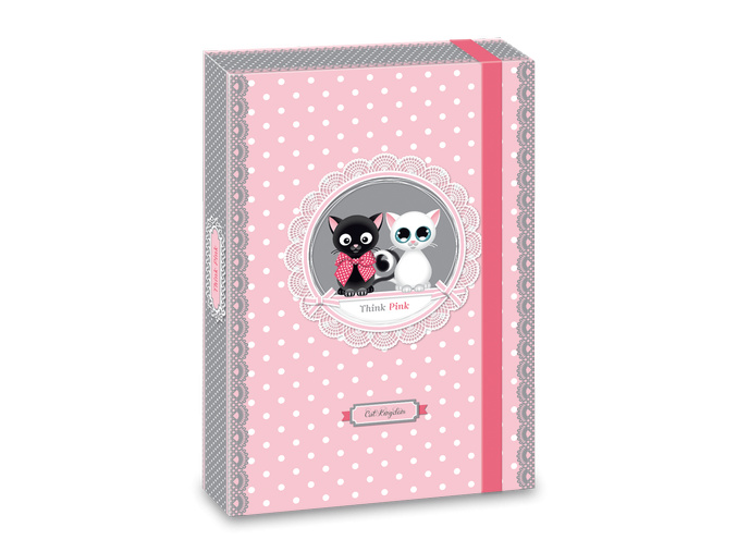 1106 ars una box na sesity think pink cats a4