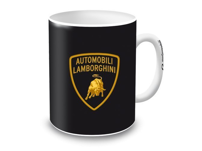 Ars Una Hrnek Lamborghini black
