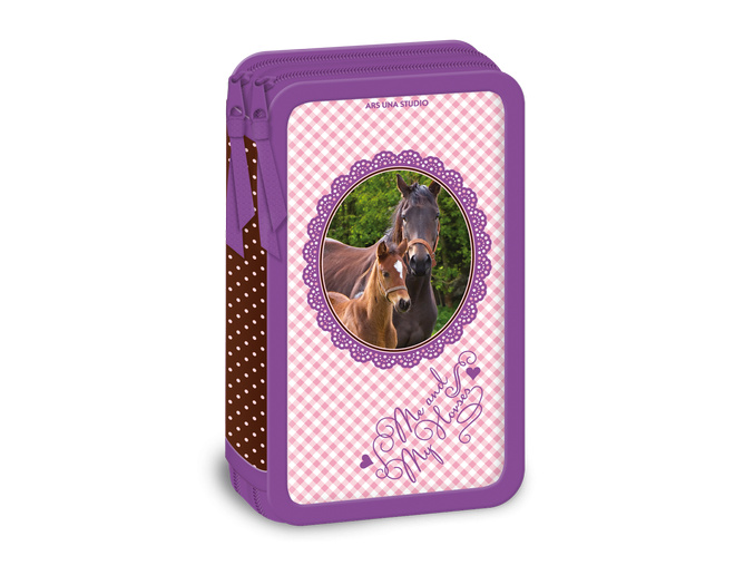 Ars Una Penál My Horse koně dvoupatrový