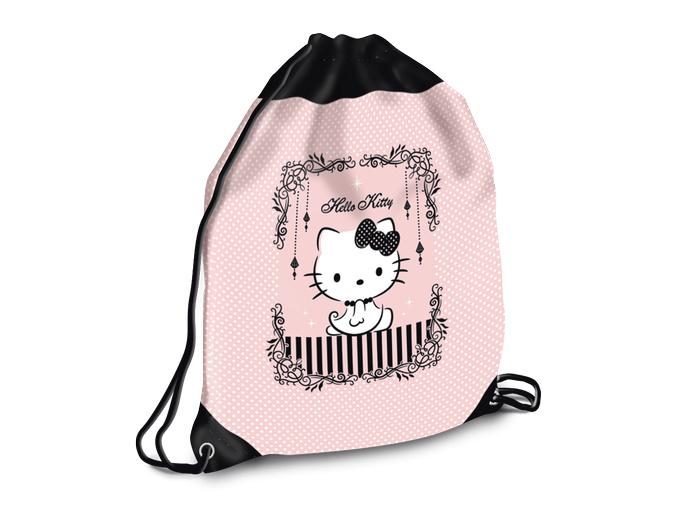 Ars Una Sáček na přezůvky Hello Kitty